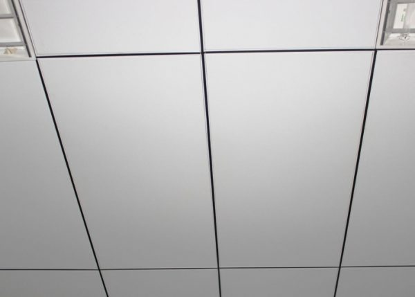 Aluminum Open Grid Lay In Deco Suspended Ceiling Tiles Commercial within Suspended Ceiling Grid Suppliers